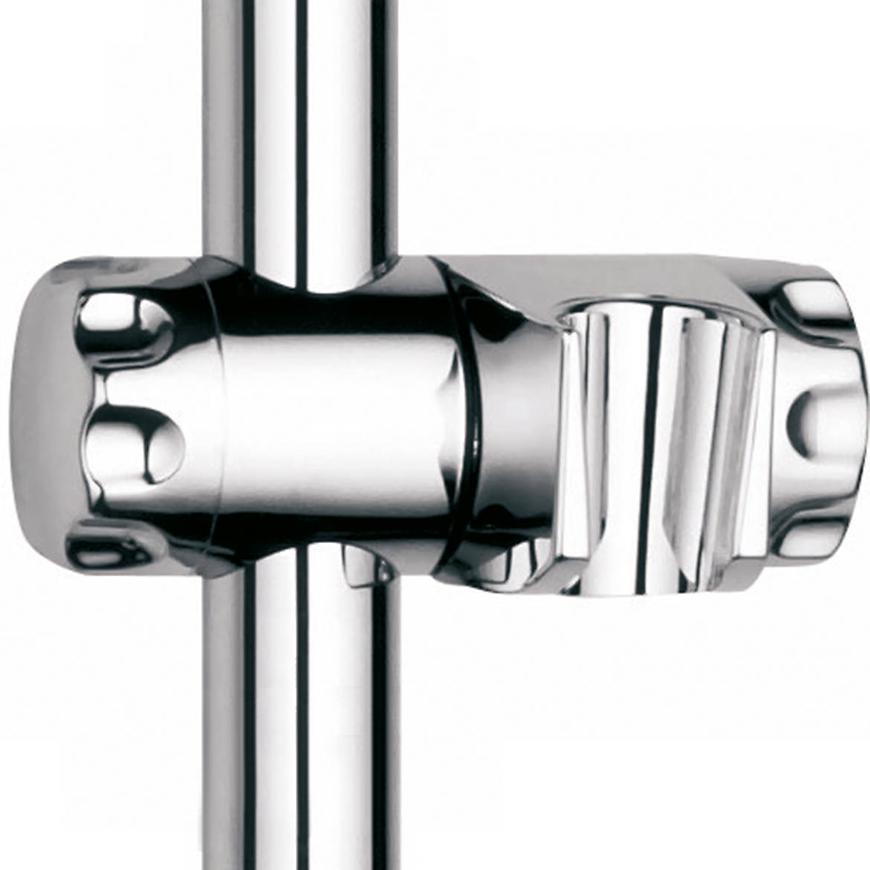 Posuvný držák na sprchovou hlavici 25 mm