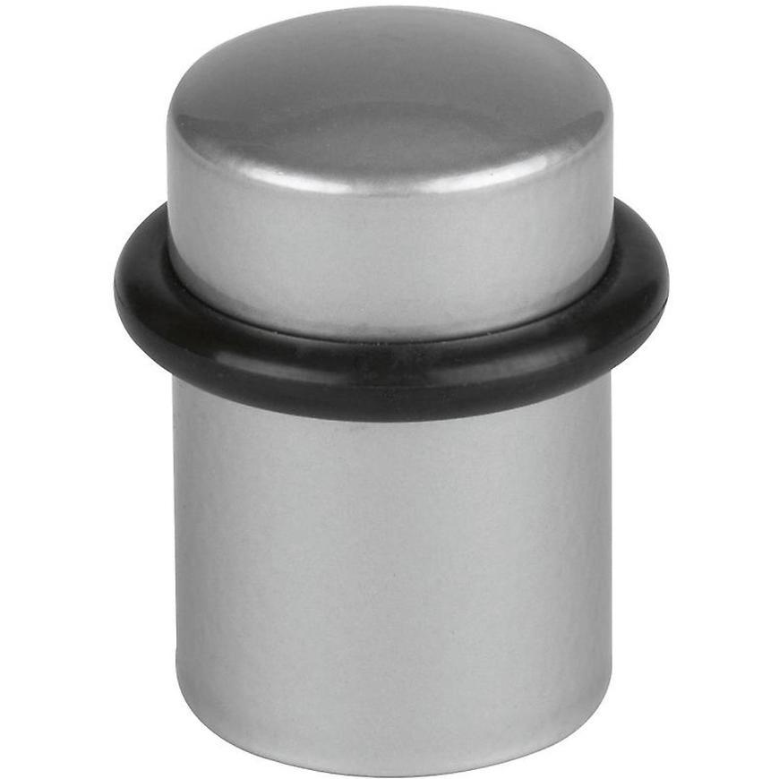 Zarážka 28x37 mm, kov, matný chrom