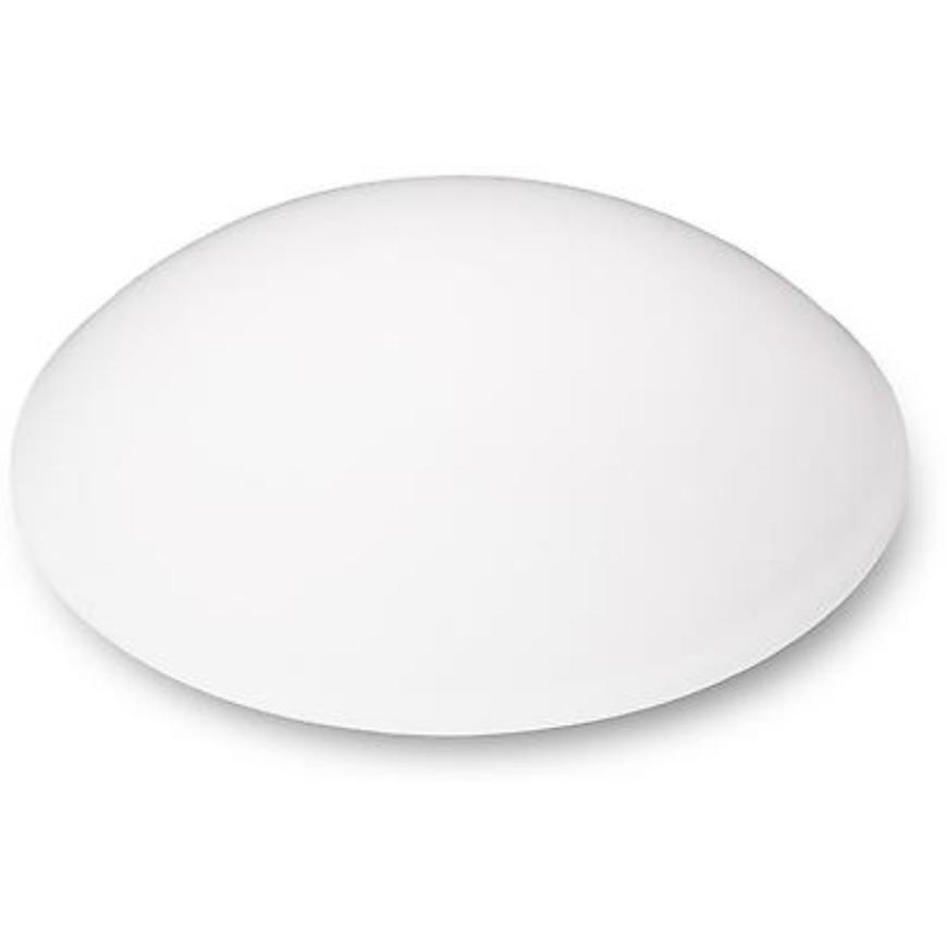 Zarážka 40 mm, bílá, 2 ks