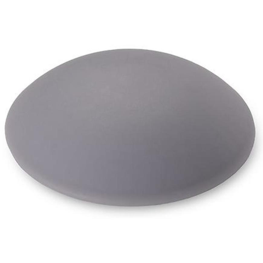 Zarážka 40 mm, šedá, 2 ks