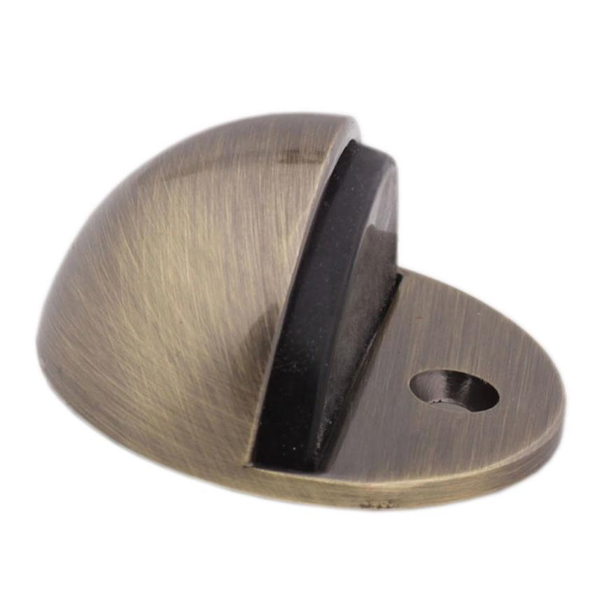 Zarážka 45x25 mm, matný chrom