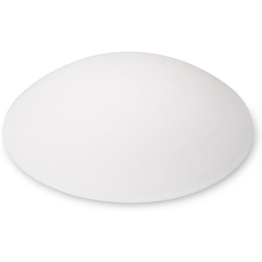 Zarážka 60 mm, bílá, 2 ks