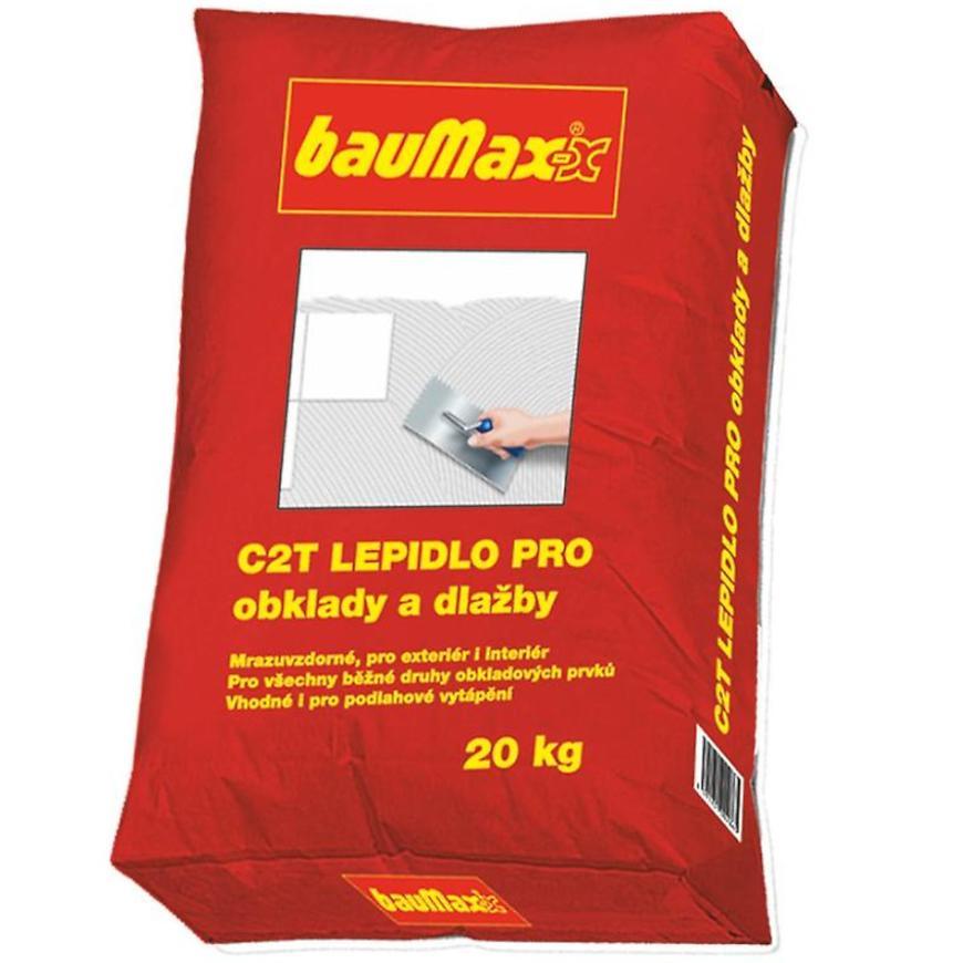 Lepidlo pro obklady a dlažby C2T 20 kg