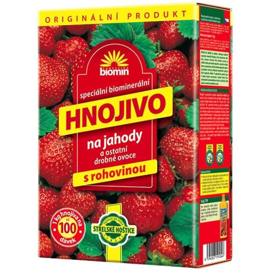 Biomin - hnojivo na jahody 1 kg