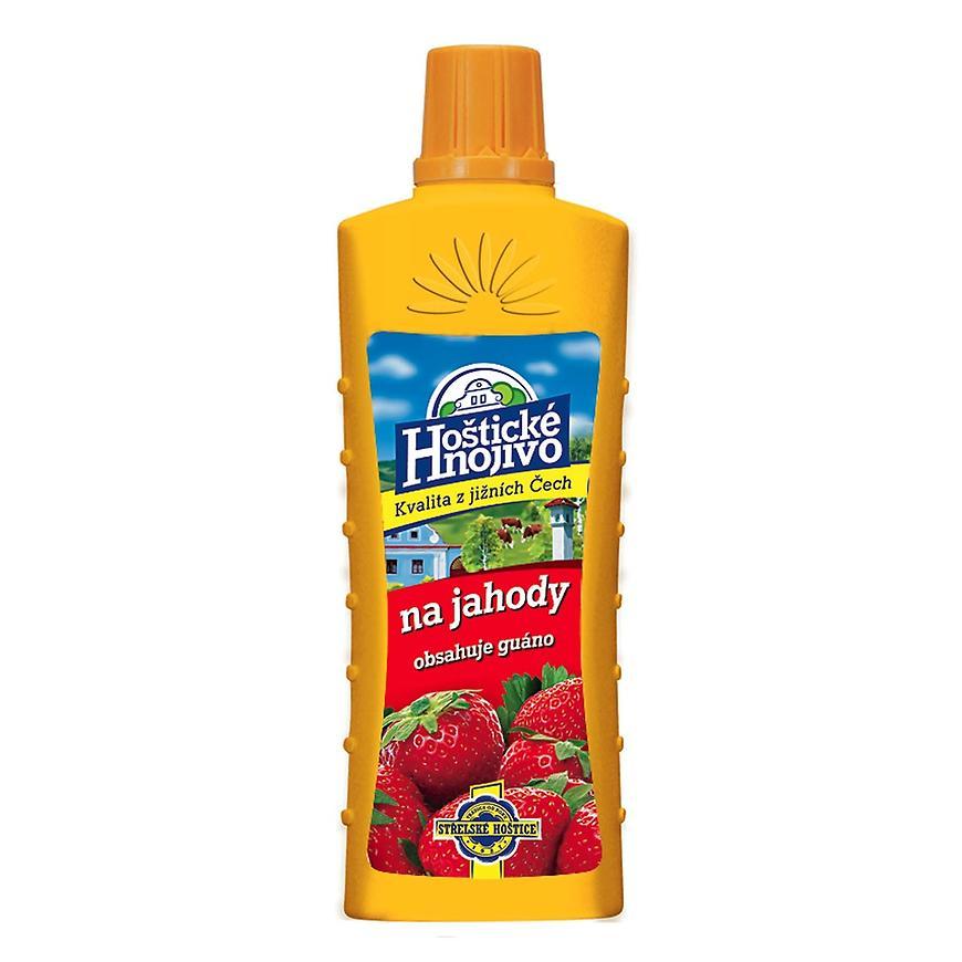 Hoštické hnojivo - hnojivo na jahody 500 ml