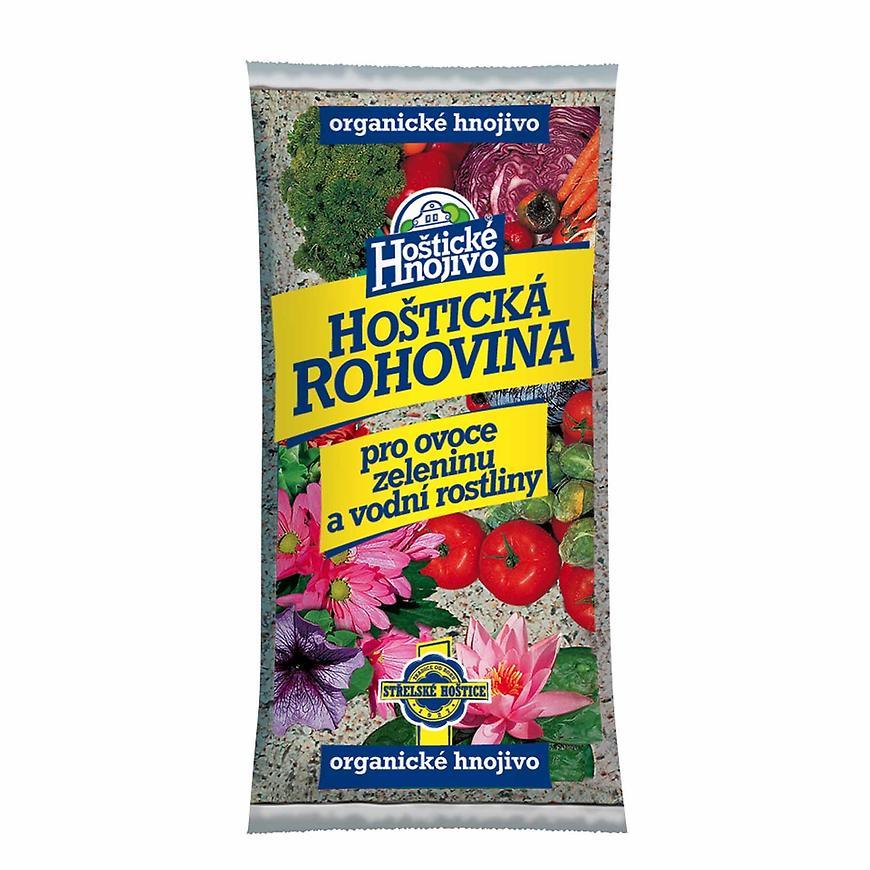 Organické Hoštické hnojivo