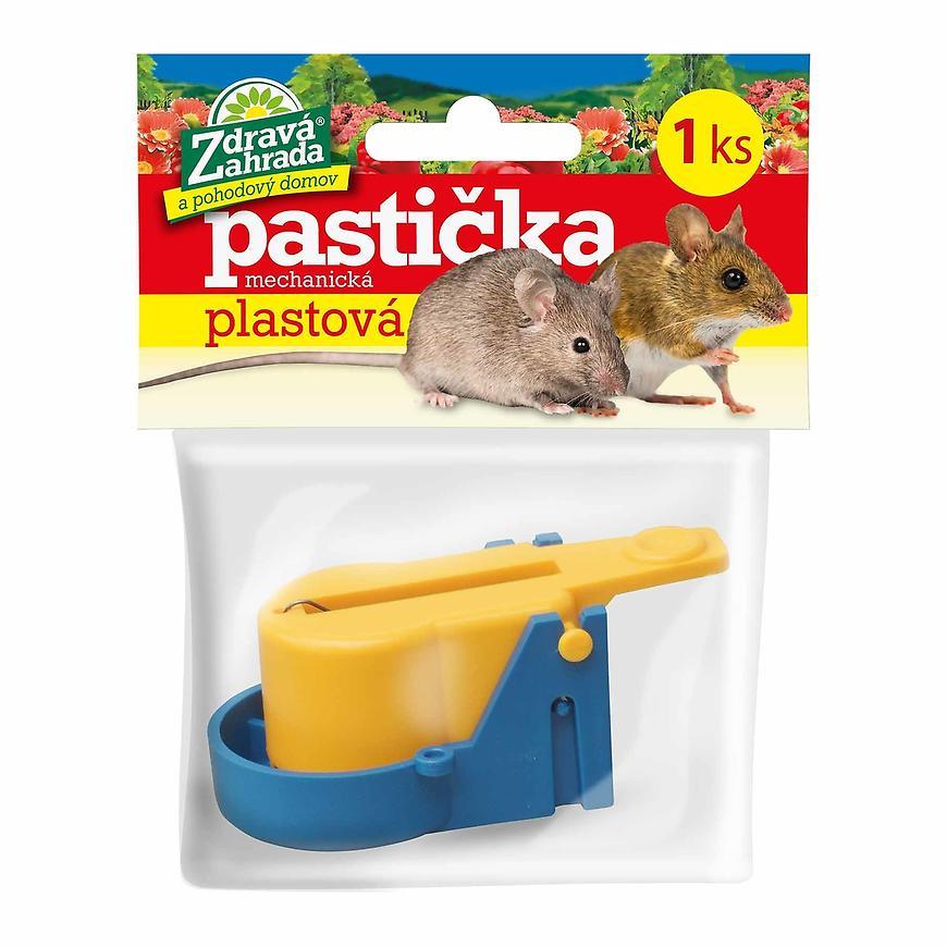 Pastička na myši Zdravá zahrada