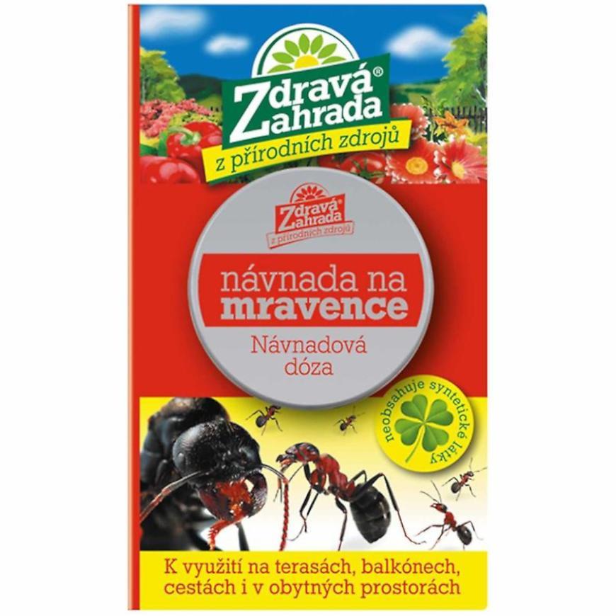 Návnada na mravence Zdravá zahrada