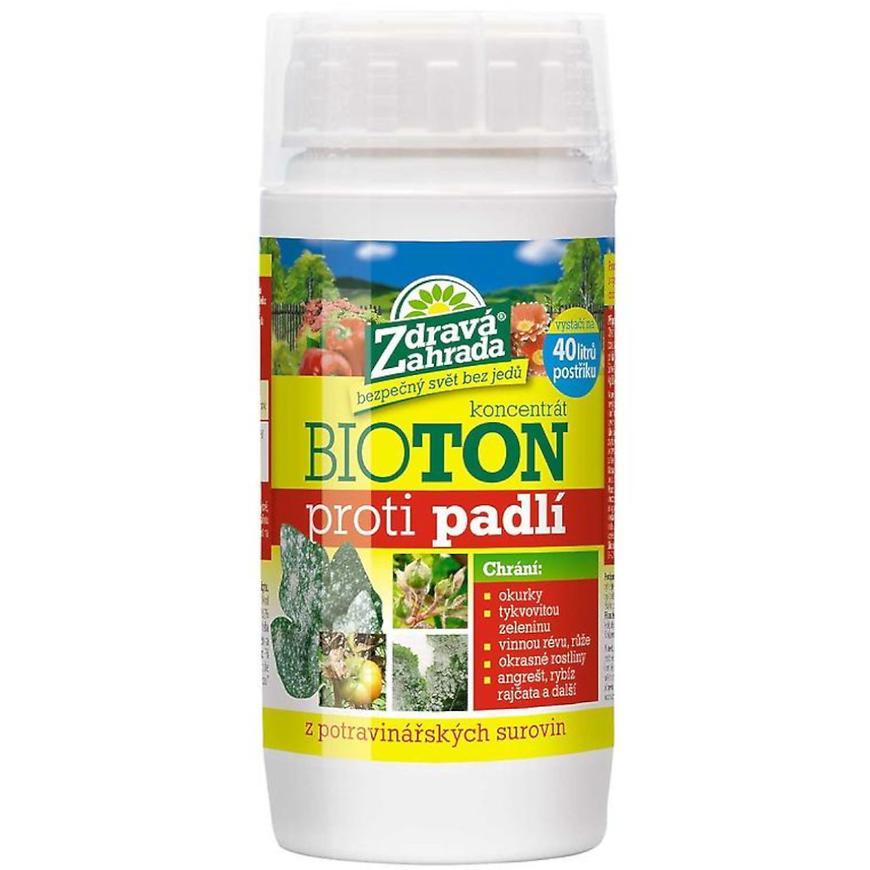 Zdravá zahrada bioton koncentrát 200 ml