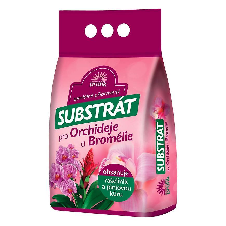 Profík - substrát pro orchideje a bromélie 5 l