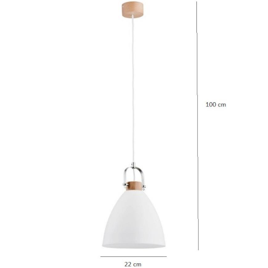 Závěsné svítidlo Hermina 9642  lw1