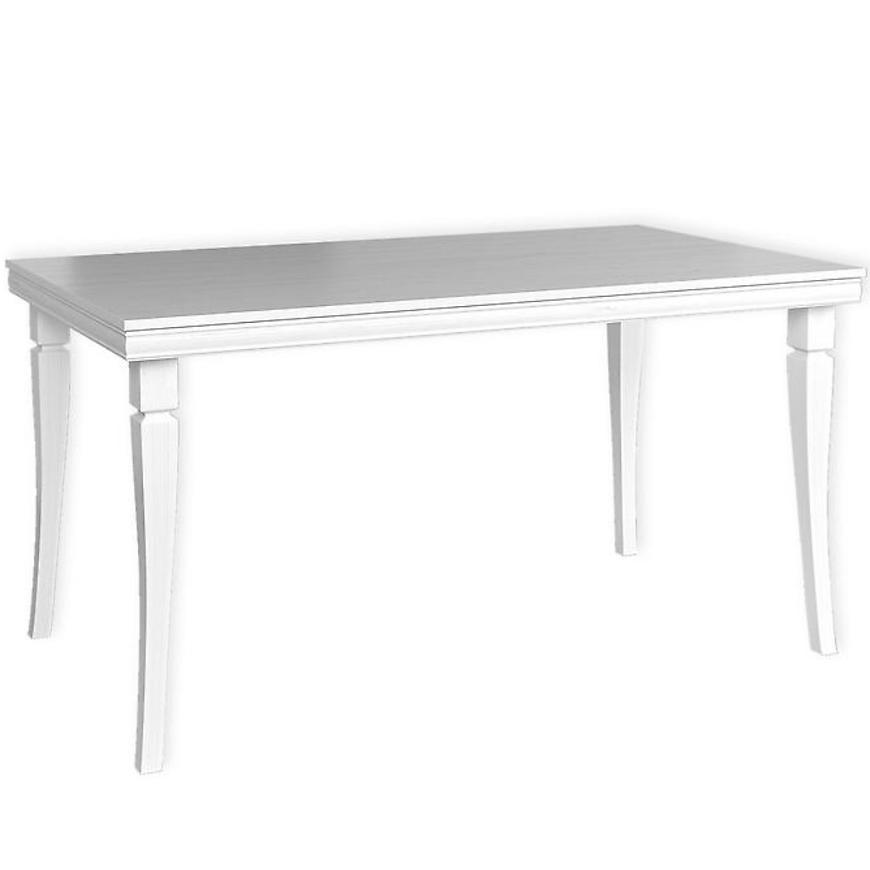 Stůl Kora 160x90 Bílá, ST