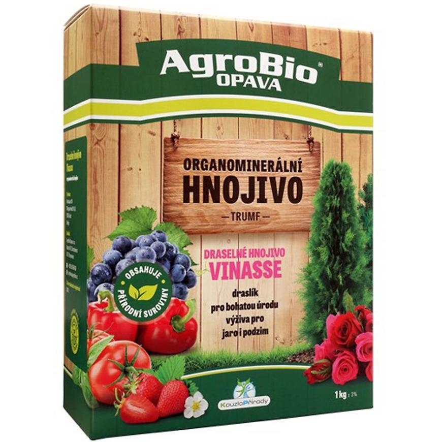 Organominerální hnojivo AgroBio