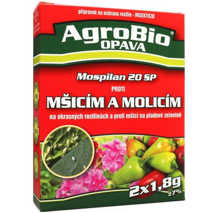 Přípravek na ochranu rostlin AgroBio