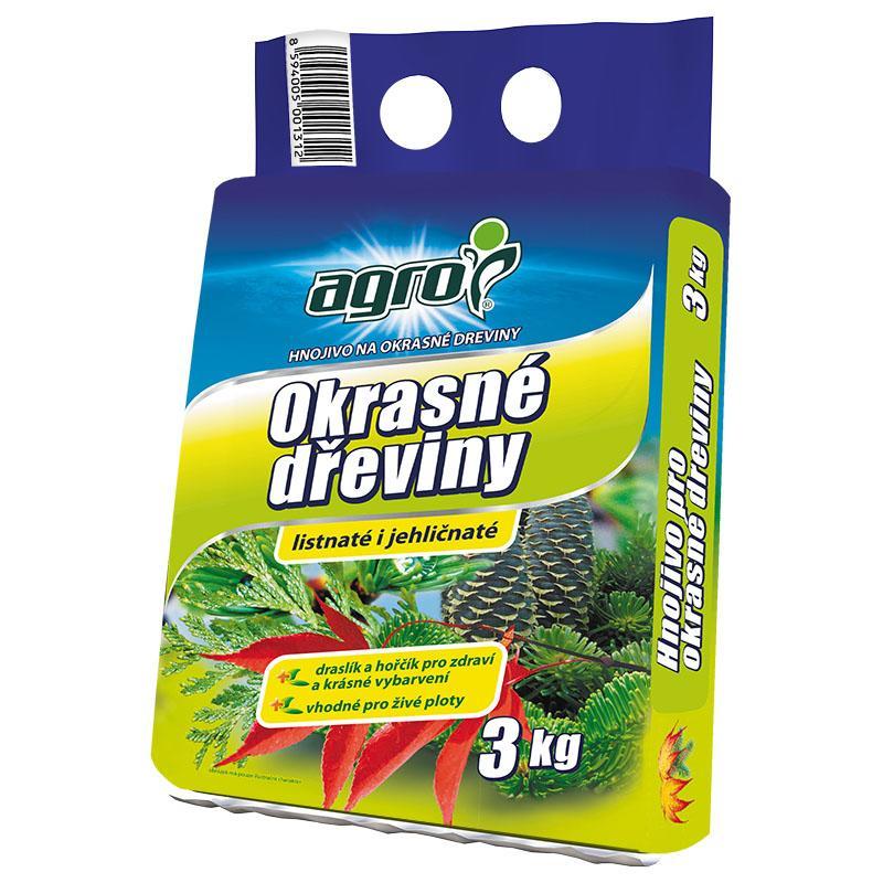 Minerální granulované hnojivo Agro, 3 kg