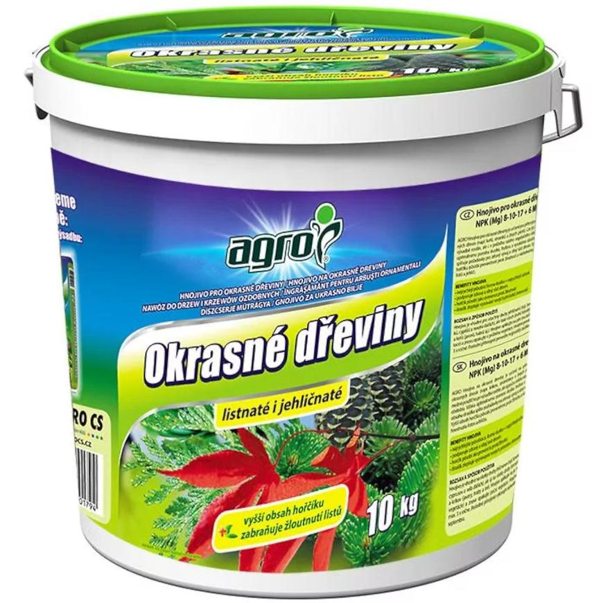 Minerální granulované hnojivo Agro, 10 kg