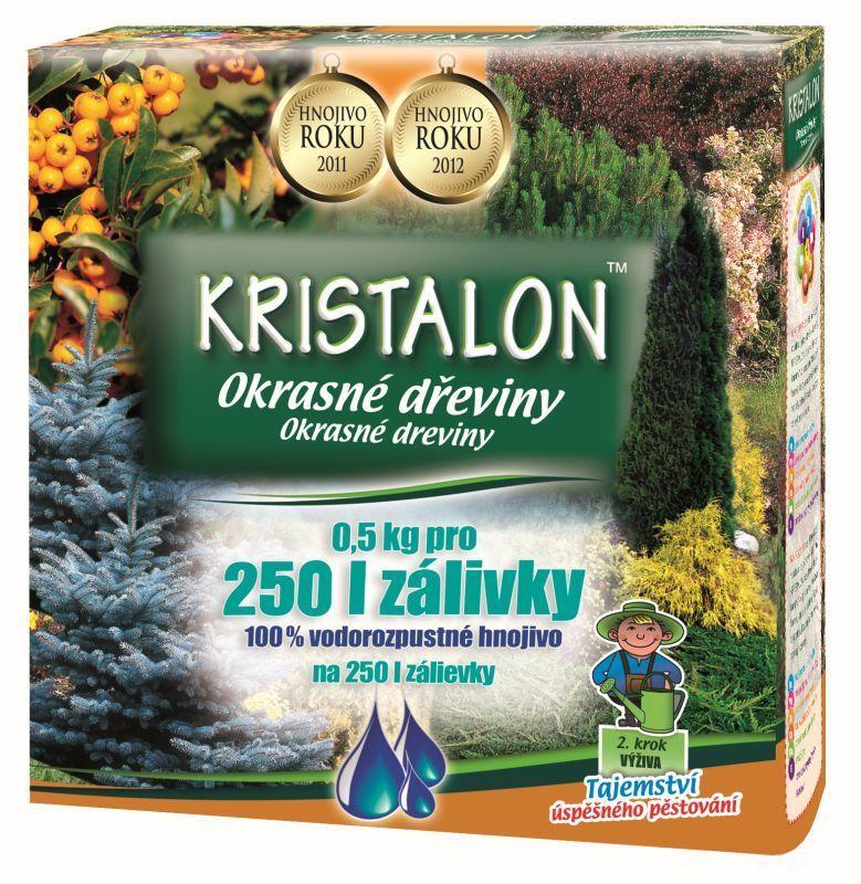 Kristalické hnojivo Kristalon, 0.5 kg