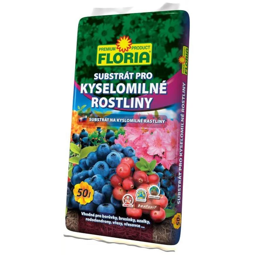 Zahradnický substrát Floria