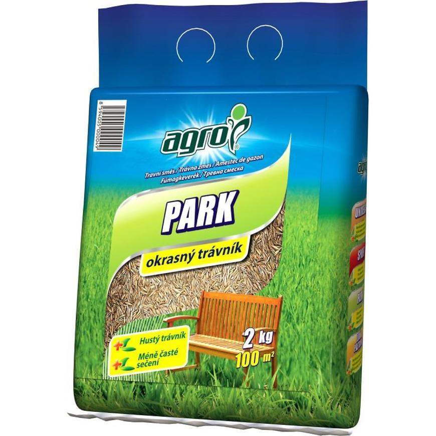 Trávníkové hnojivo Agro