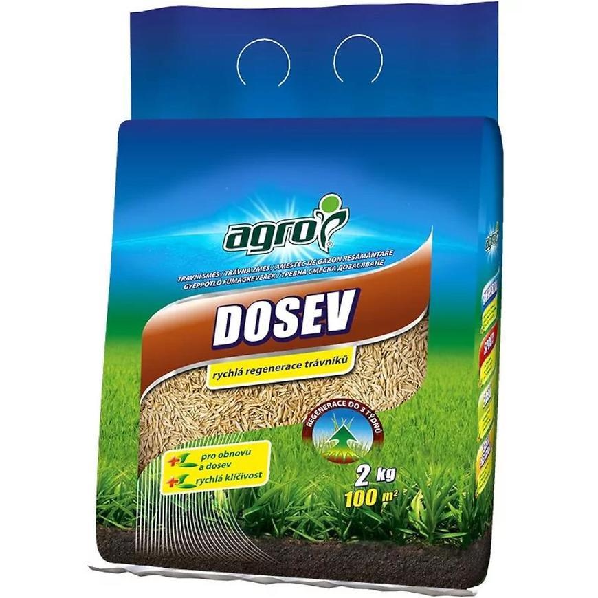 Travní směs Agro dosev 2 kg