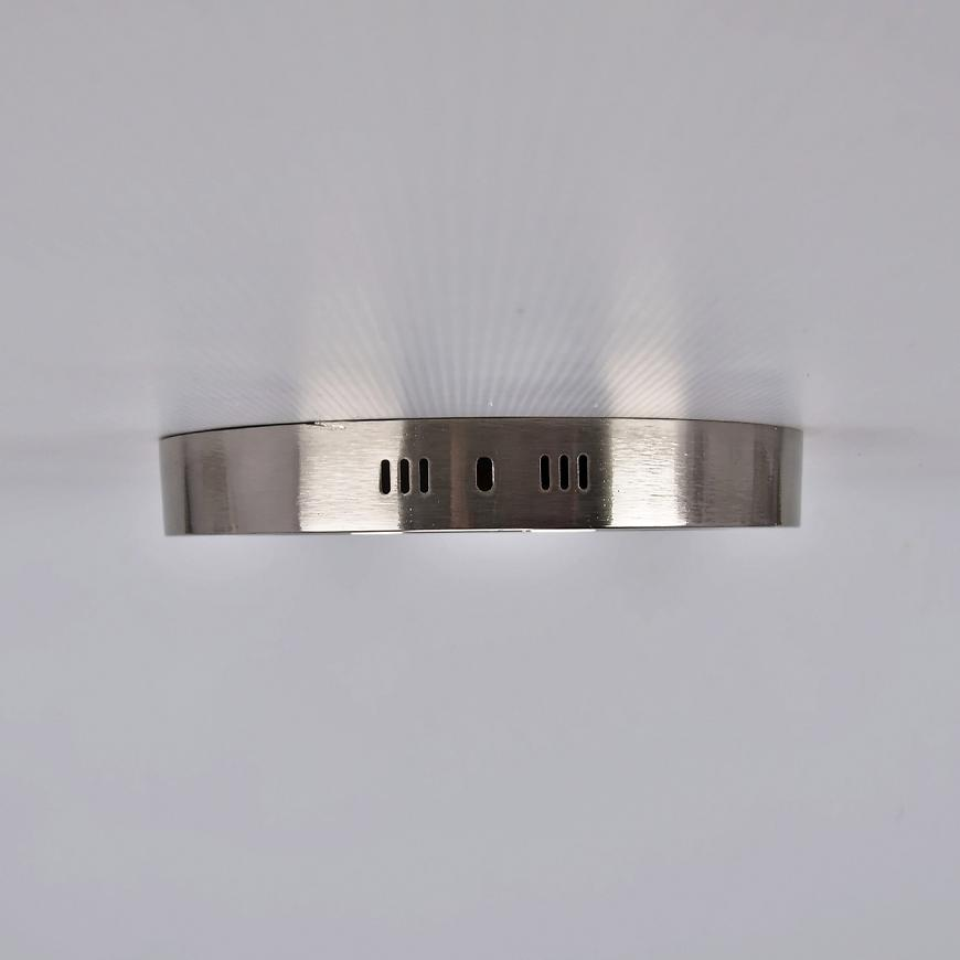 Stropní svítidlo Martin LED C 03274 18W 4000K mat chrom