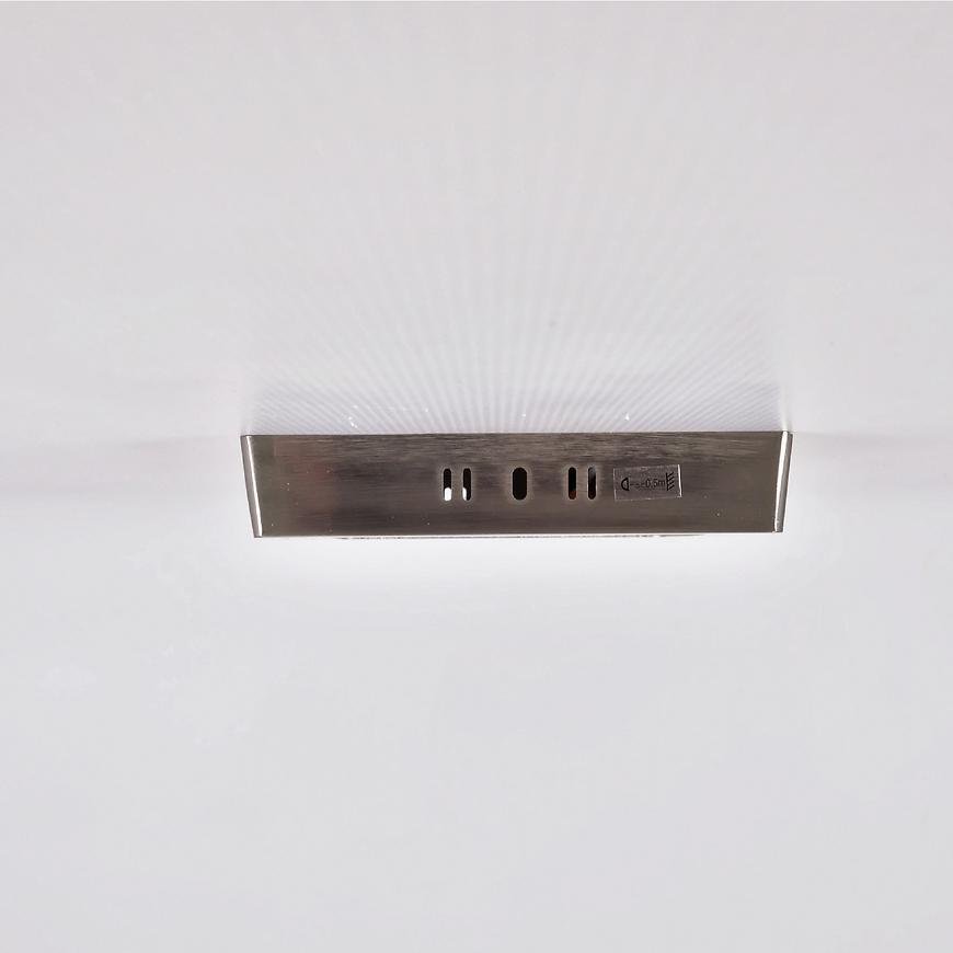 Stropní svítidlo Martin LED D 03277 12W 4000K mat chrom