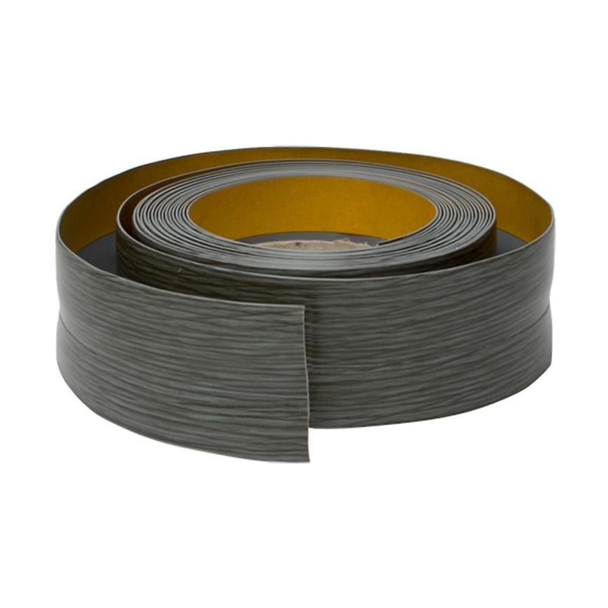 Lišta samolepicí PVC 5m jasan šedý
