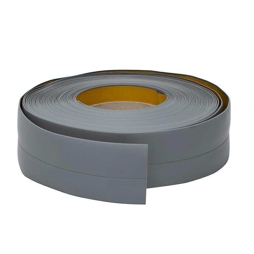 Lišta samolepicí PVC 5m šedá