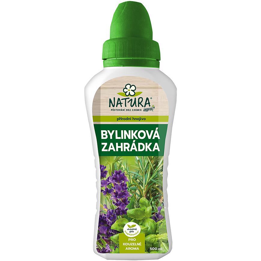 Kapalné hnojivo Agro Natura, 500 ml