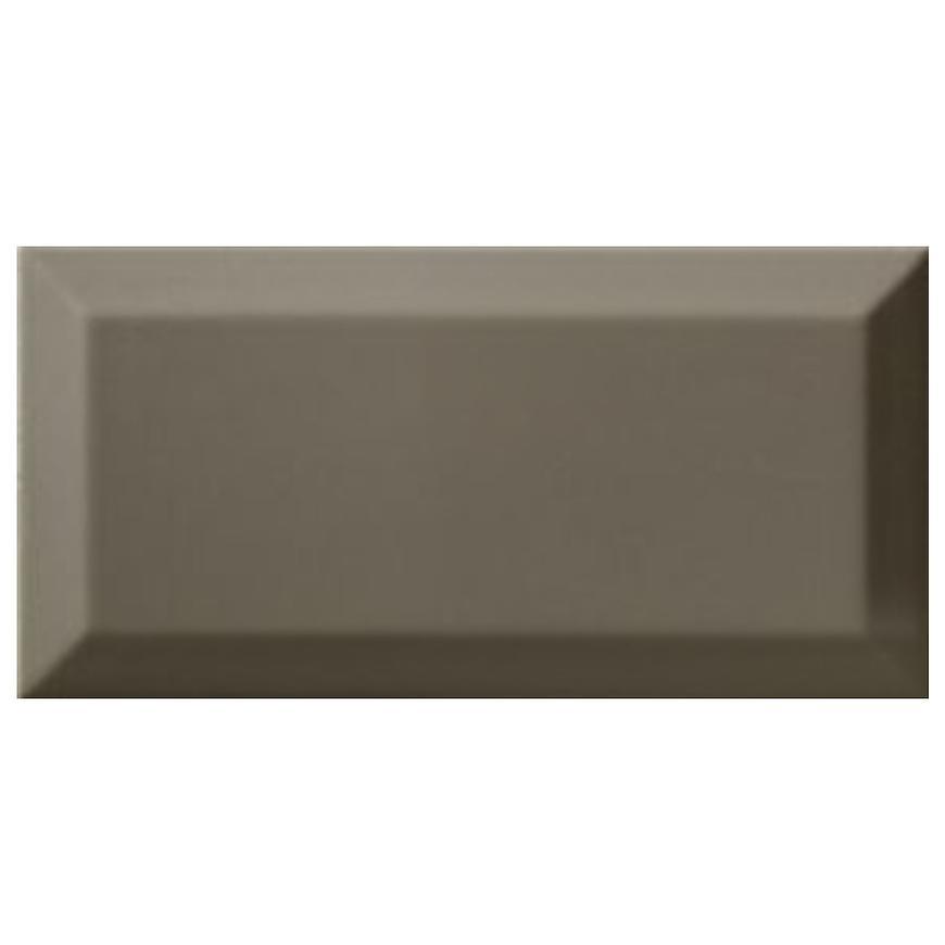 Nástěnný obklad Bisel brillo dark grey 10/20