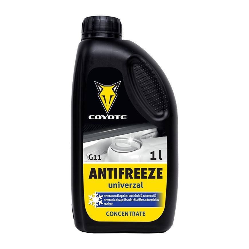 Coyote antifreeze G11 univerzal 1 l