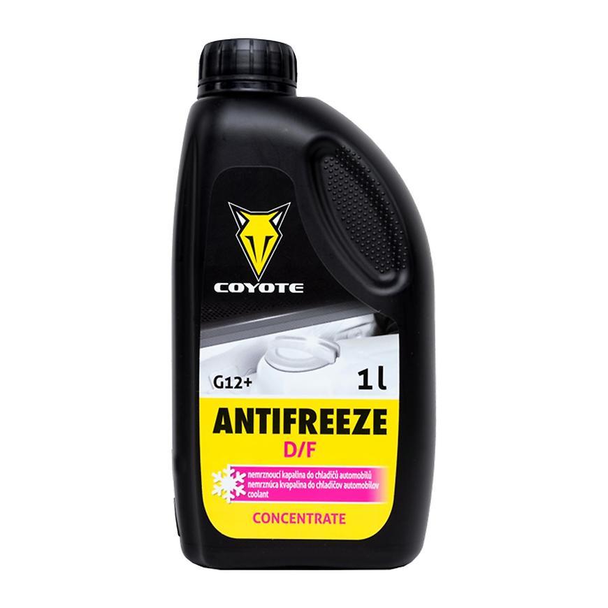 Coyote antifreeze G12+ D/F 1 l