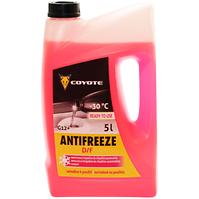 Coyote Antifreeze G12+ D/F Ready -30°C 5L