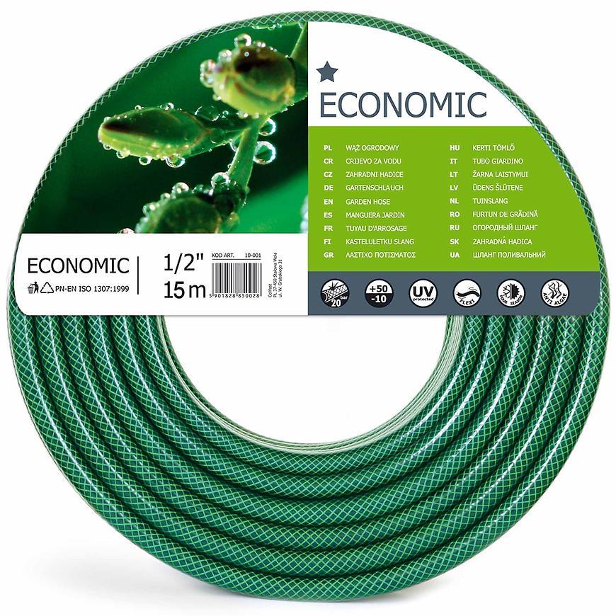 Hadice zahradní Economic 1/2 15MB 10-004