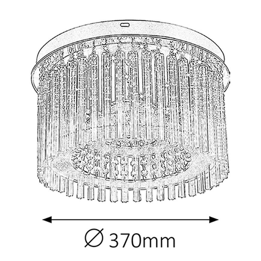 Závěsné svítidlo Danielle 2449 LED 18W