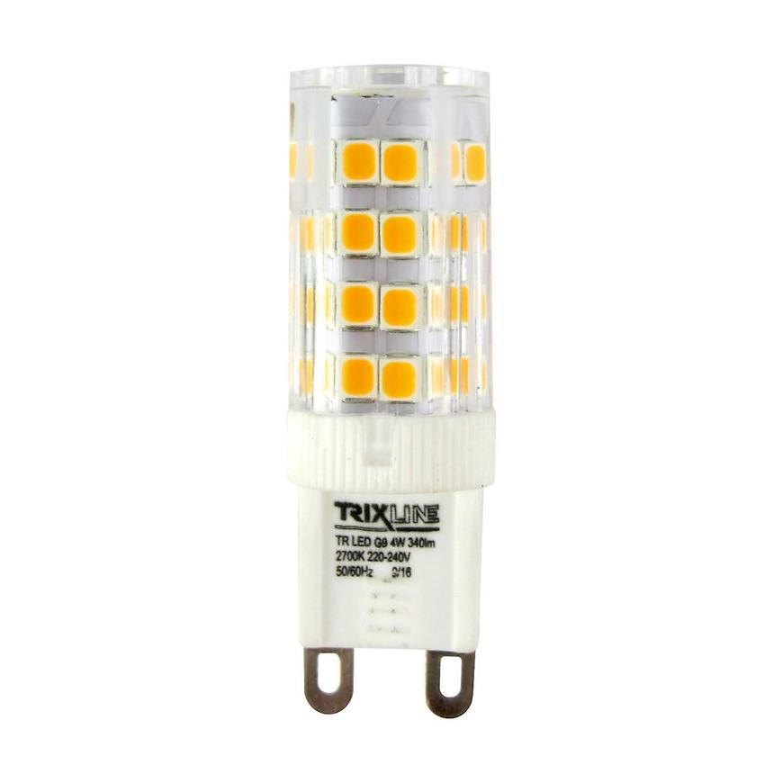 Žárovka LED 4 W G9 2700K 340LM