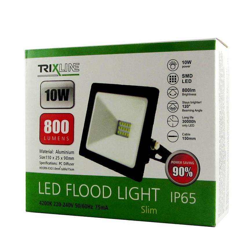Reflektor LED 10W Flat