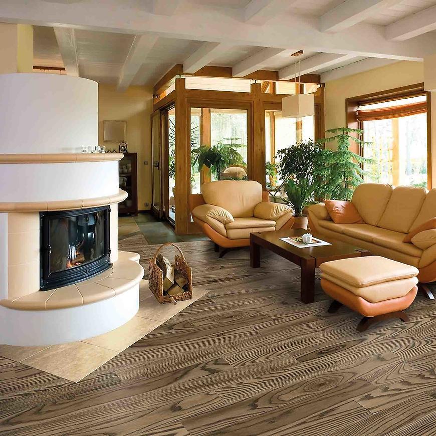 Dřevěná podlaha jasan country.1l.130