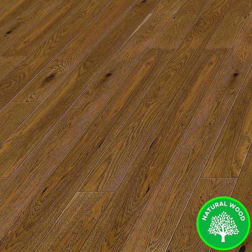 Dřevěná podlaha dub cognac 14x130x1092