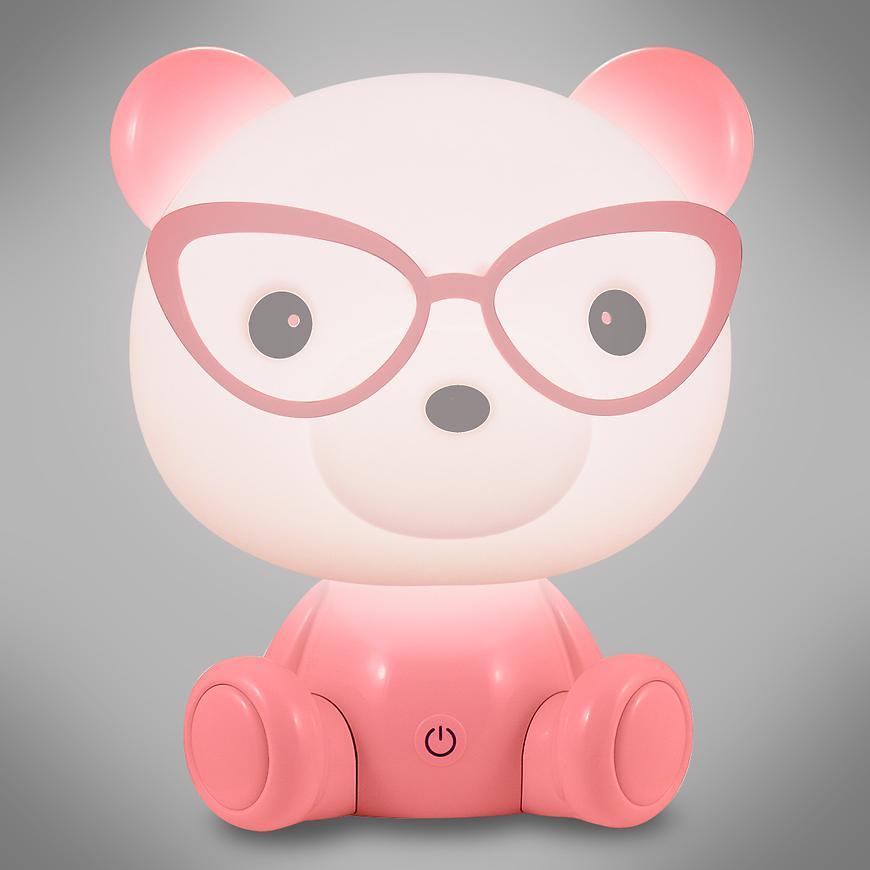 Svítidlo medvídek s brýlemi LED 308245 LB1