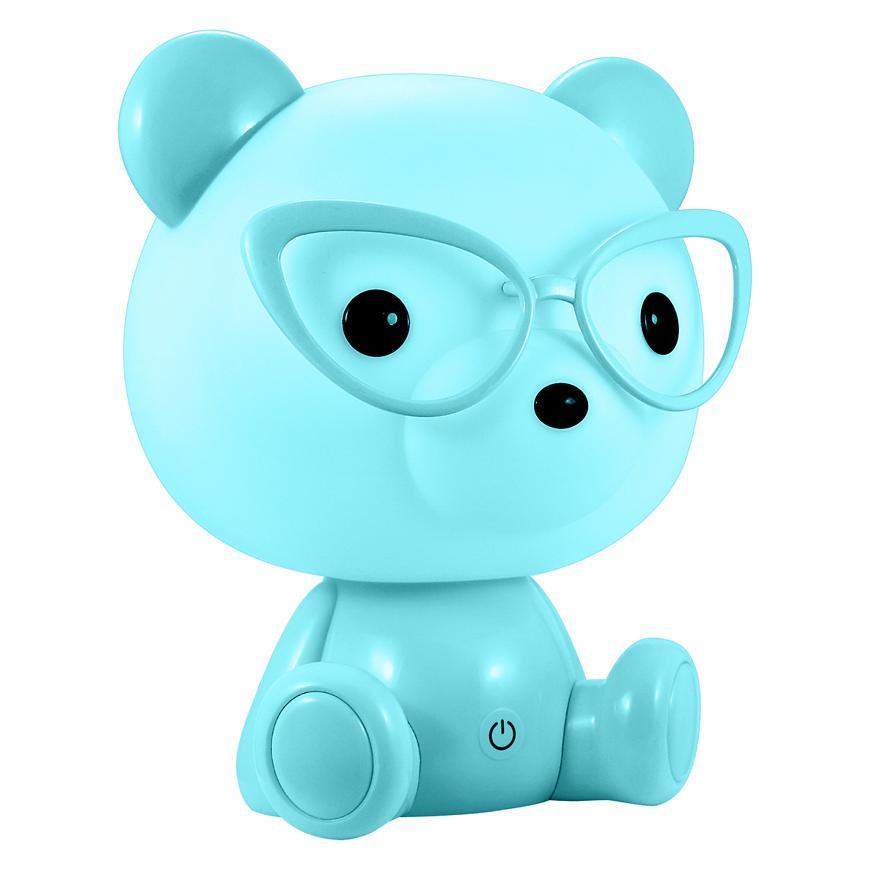 Svítidlo medvídek s brýlemi LED 308252 LB1