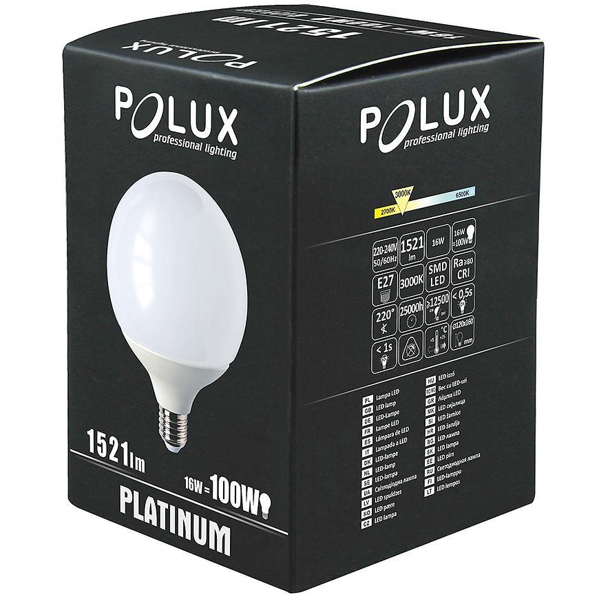 Žárovka LED G125 e27 16 W 305626