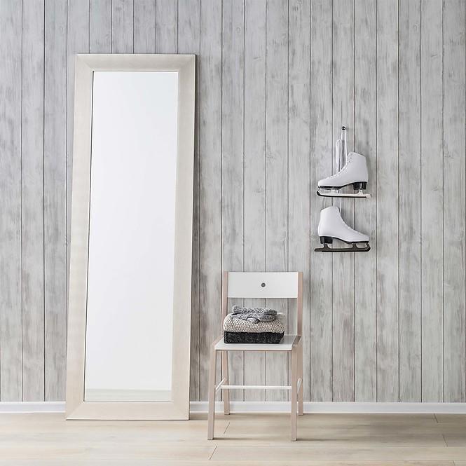 Nástěnný Panel PVC Grey Wood 0,25x2,65m
