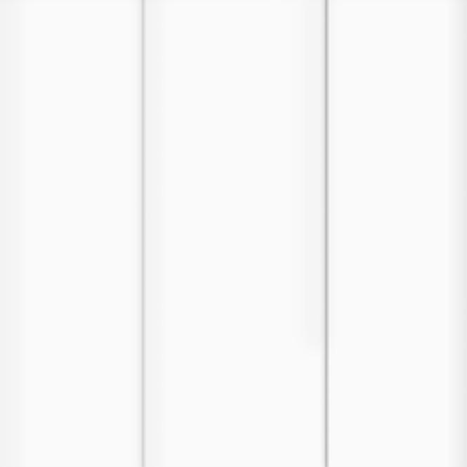 Nástěnný Panel PVC Bílý 0,25x2,65m
