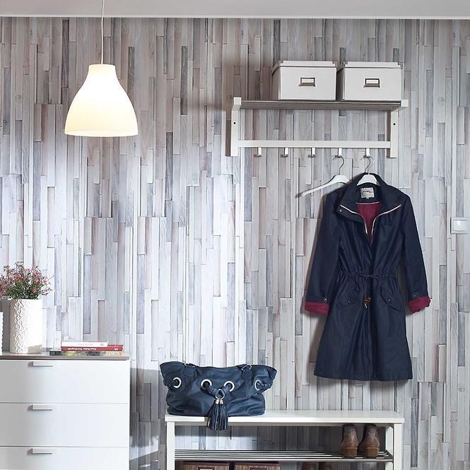 Nástěnný Panel PVC Fun Wood 0,25x2,65m