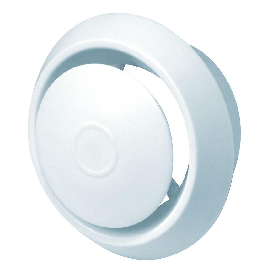 Anemostat ventilátoru Fi 100 t