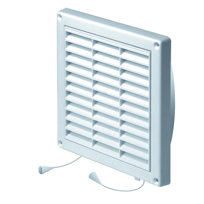 Kryt ventilátoru 14/21 tużs.bk