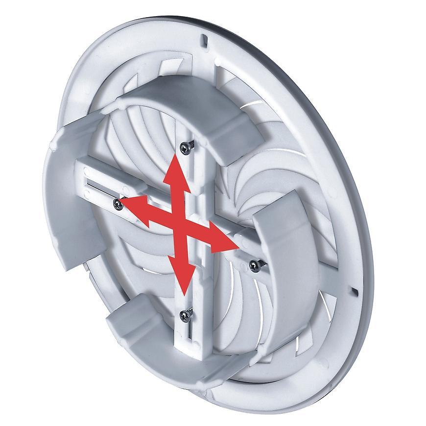 Kryt ventilátoru Fi100 tożs.