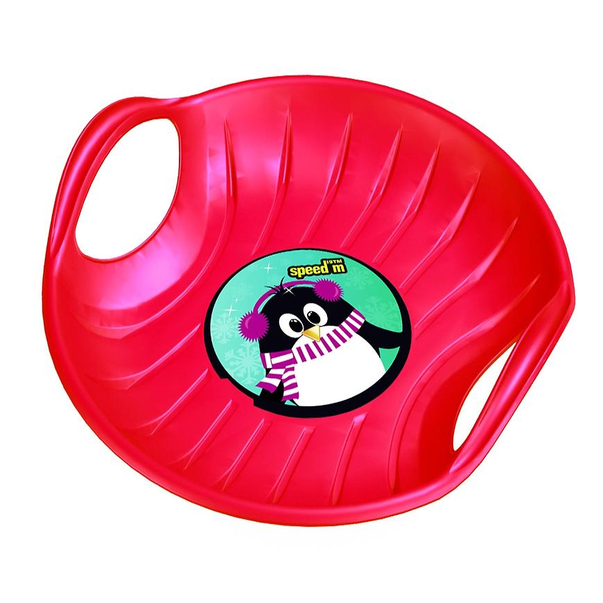 Kid Slide Speed 3 – červená 600 x 90 x 600