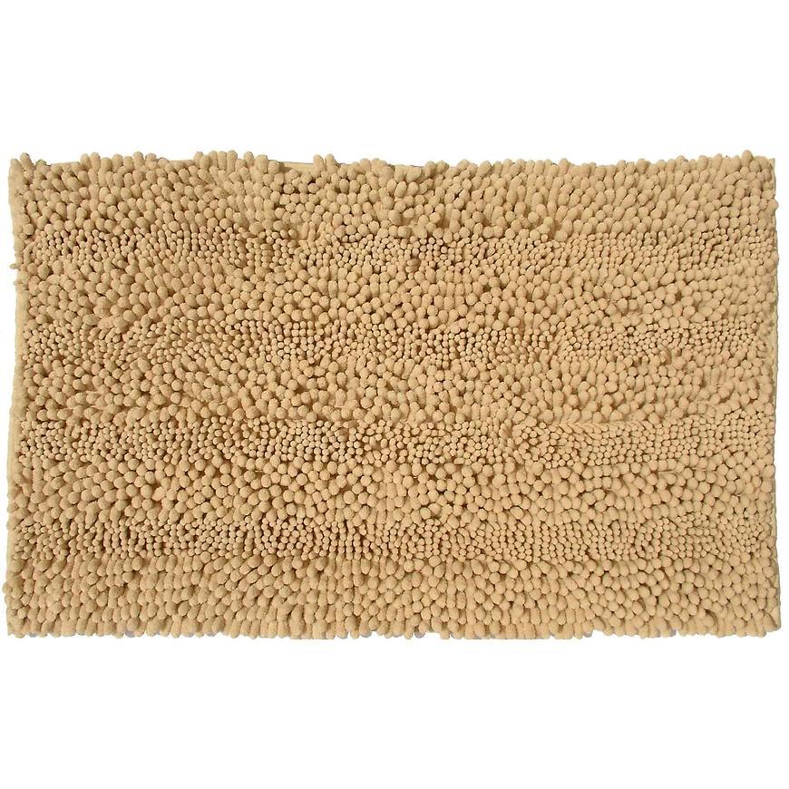 Koupelnové koberečky Moon 50x80cm, béžový cdw-8082 46